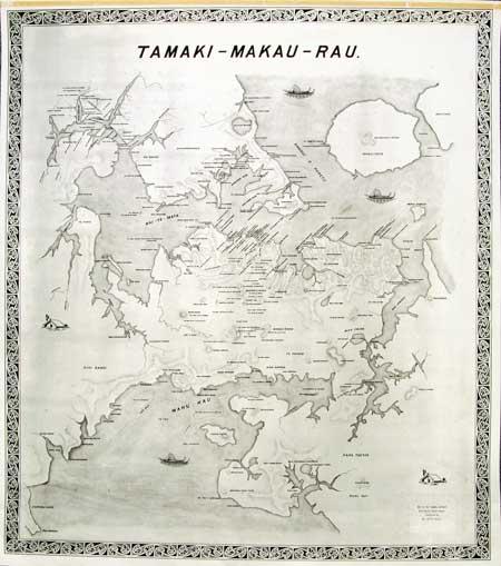 Ngā wāhi mau ingoa Māori