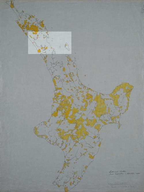 Te raupatu whenua Māori