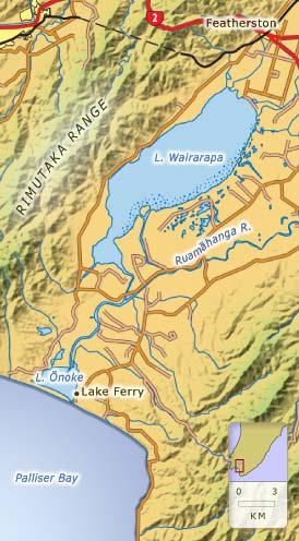 Wairarapa lakes