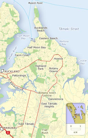 East Auckland Auckland places Te Ara Encyclopedia of New Zealand