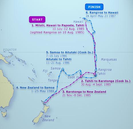 Journey of the hklea canoe navigation te ara encyclopedia of journey of the hklea gumiabroncs Choice Image