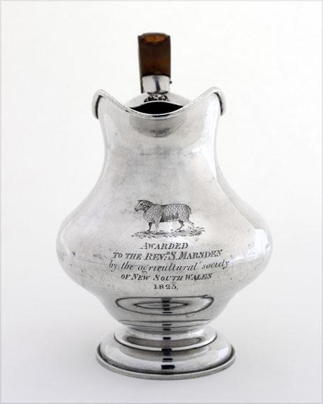 Samuel Marsden's jug