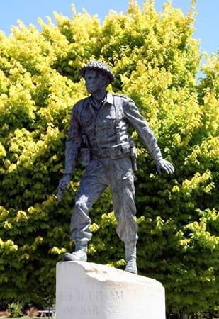 Upham memorial, Amberley