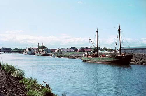 Port of Kaiapoi