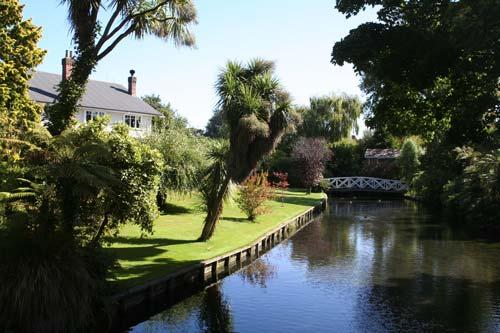 Fendalton garden