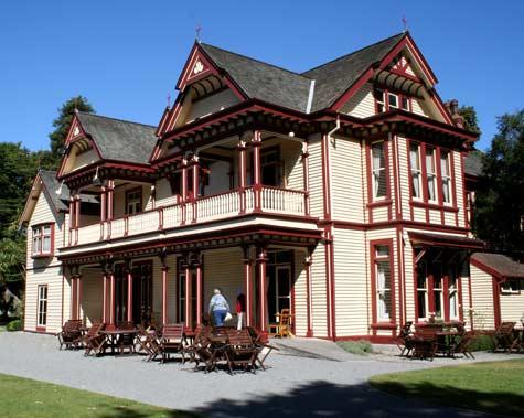 Riccarton House – Canterbury places – Te Ara Encyclopedia of New Zealand