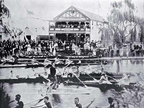 Regatta Day, 1920s