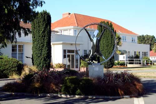 Burwood Hospital Canterbury Places Te Ara