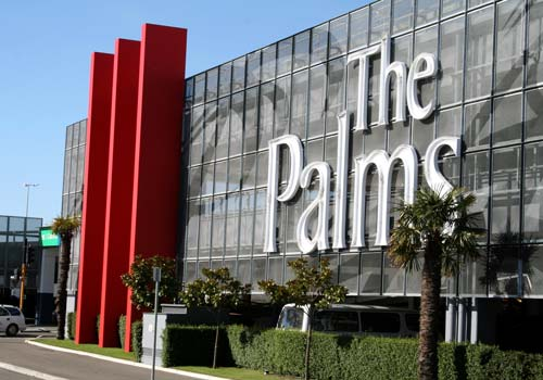The Palms, Shirley