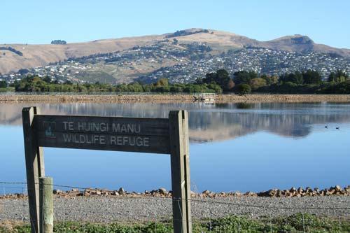 Te Huingi Manu wildlife refuge