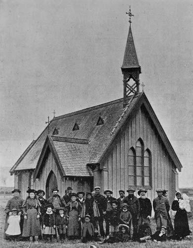 Māori church, Taumutu