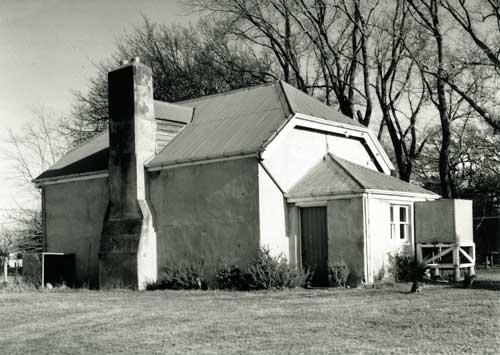 Barrhill schoolhouse