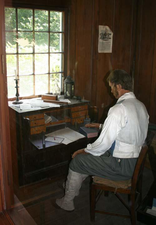 John Deans, farmer