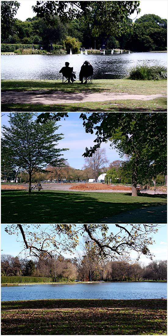 Hagley Park, 2006, 2011 and 2014