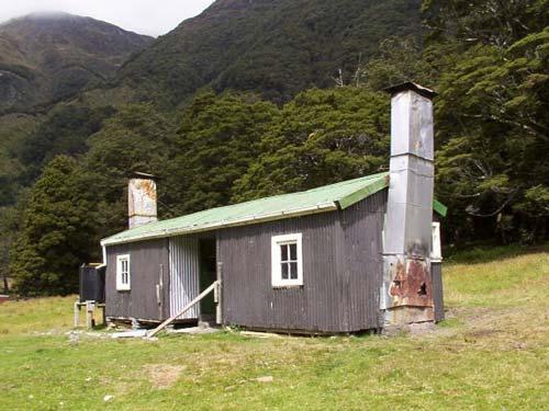 Cascade Hut