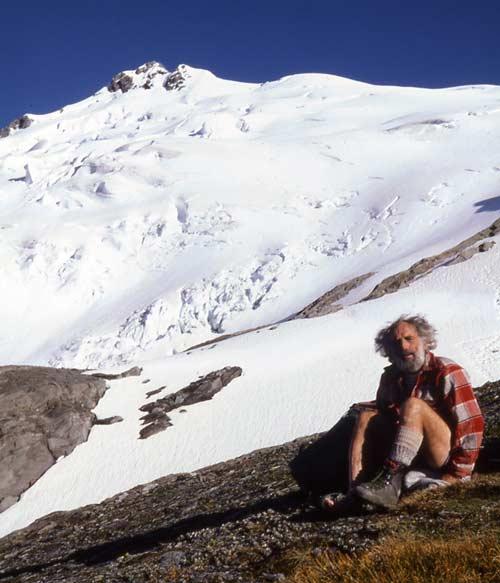 Trevor Chinn, glaciologist