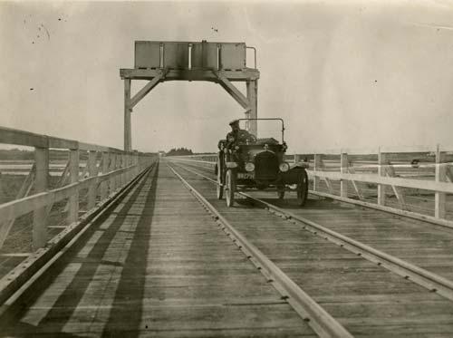 Waitaki River bridge