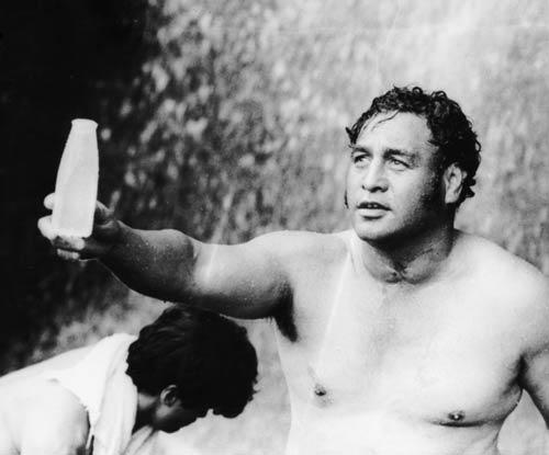 Bathers, Madonna Falls