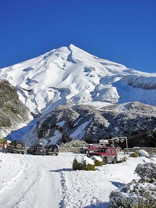 A Taranaki ski club