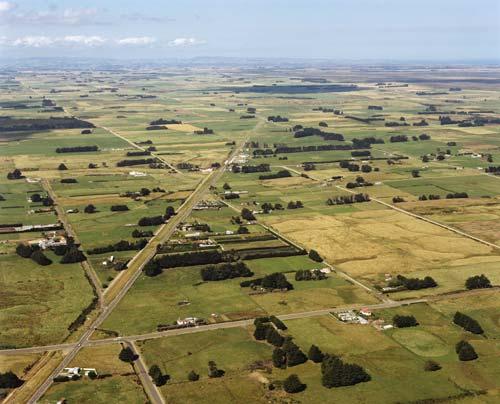 Southland plains
