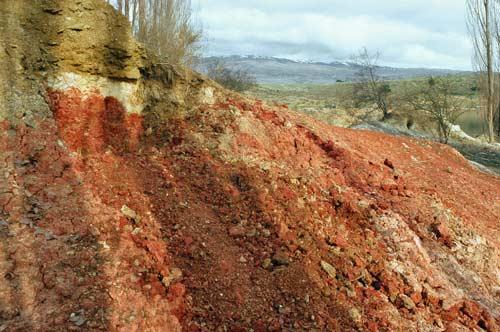 New zealand 39 s oldest soils soils te ara encyclopedia for Soil encyclopedia
