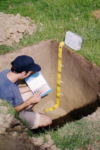 Soil mapping soils te ara encyclopedia of new zealand for Soil encyclopedia