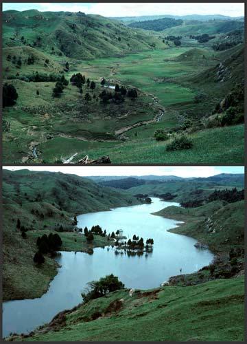 Lake Disappear