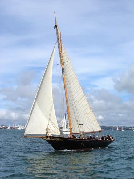 Kauri yacht