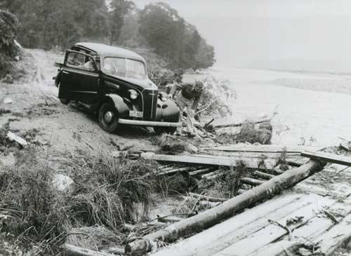 Hazards of fieldwork