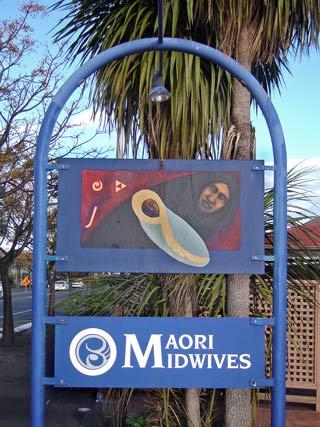 Pānui a Hastings Māori Midwives