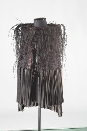'Tui cloak' by Kōhai Grace