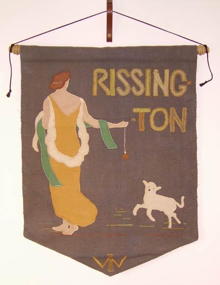 Rissington Women's Institute banner