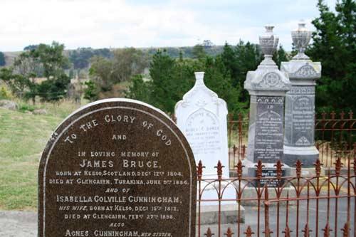 Turakina cemetery
