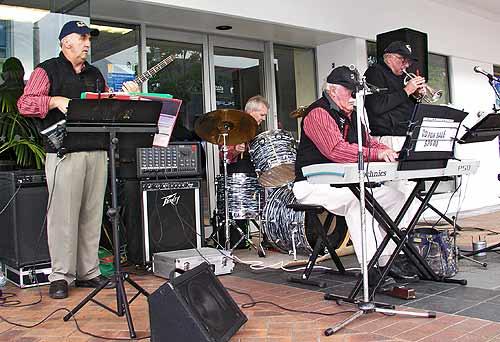 Tauranga Jazz Festival, 2004