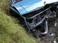 Car crash, Northland