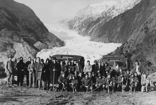 Specials at Franz Josef Glacier