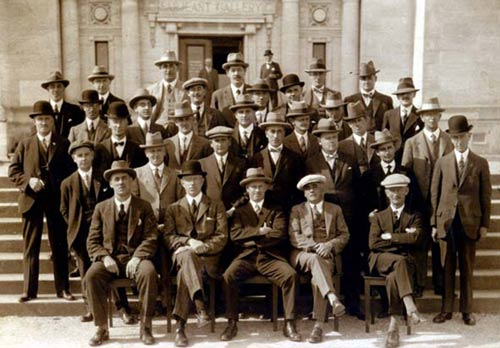 1928 REINZ conference