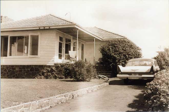 American car, 1958