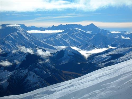 Mt Aspiring/Tititea