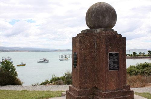 Moeraki monument