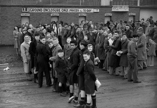 Carisbrook, 1948