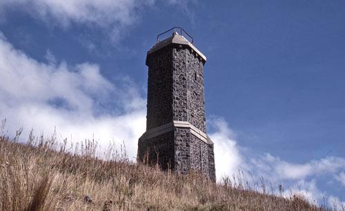 McKenzie monument
