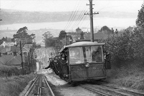 Cable car to Highgate