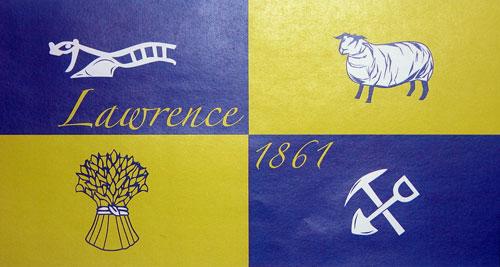 Lawrence flag