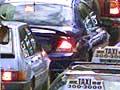 Auckland congestion