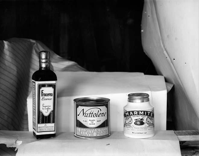Three Sanitarium products