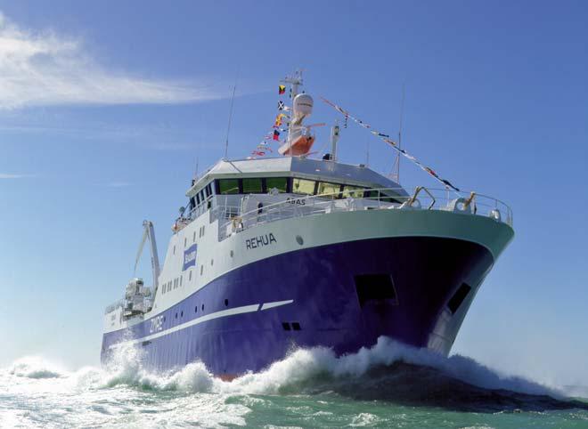 Sealord trawler