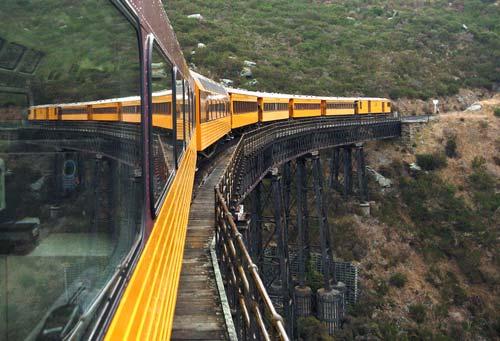 Taieri Gorge viaduct
