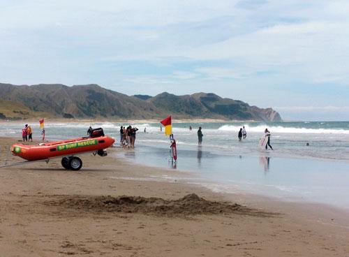 Surf lifesaving, Ocean Beach
