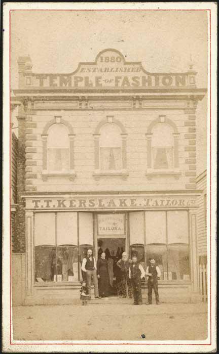 19th-century tailoring